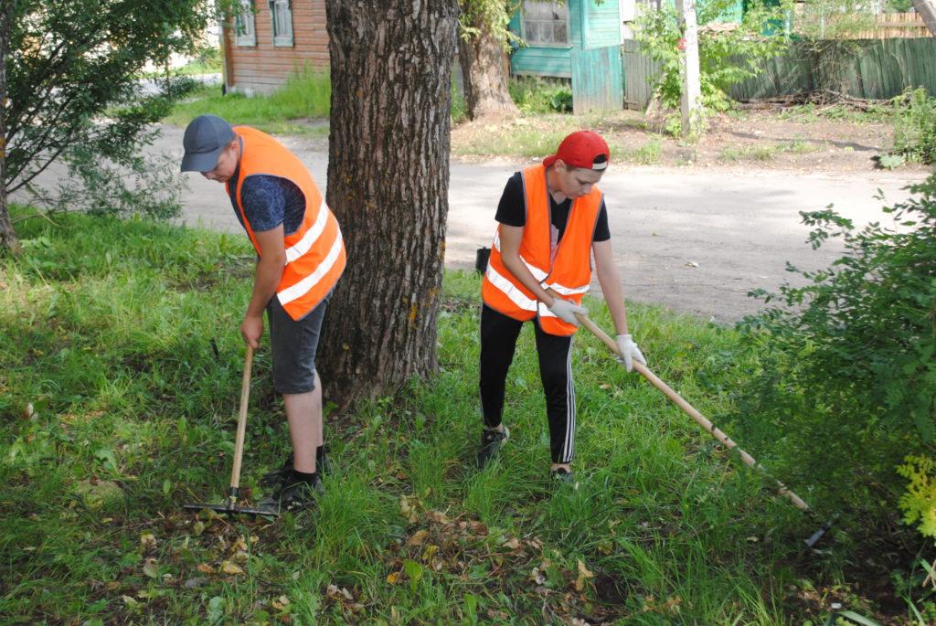 Костромским подросткам дадут летом работу