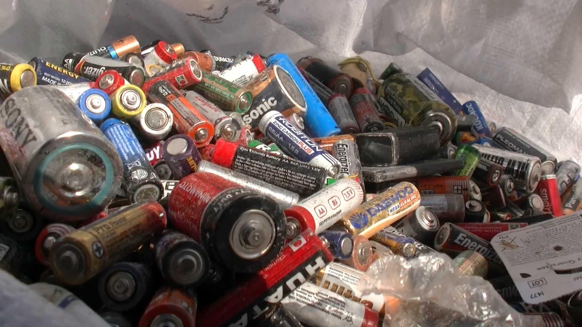 Старые батарейки в костромском райцентре примут даже в поликлинике