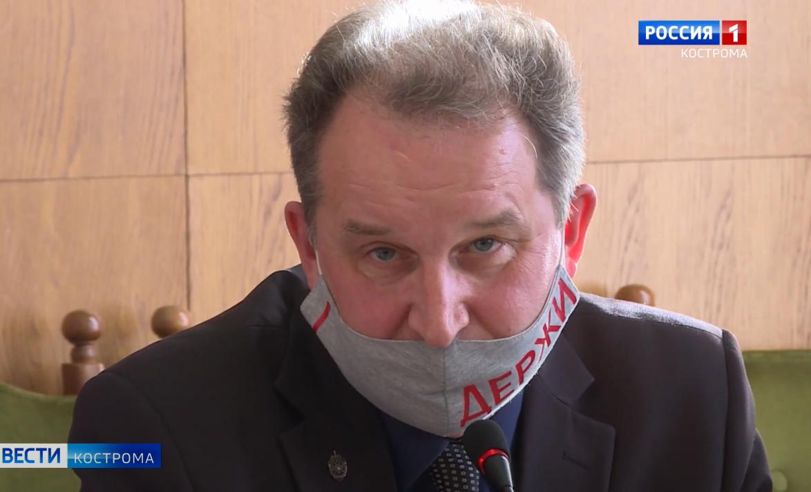Управлять парками Костромы будет Михаил Ворошнин
