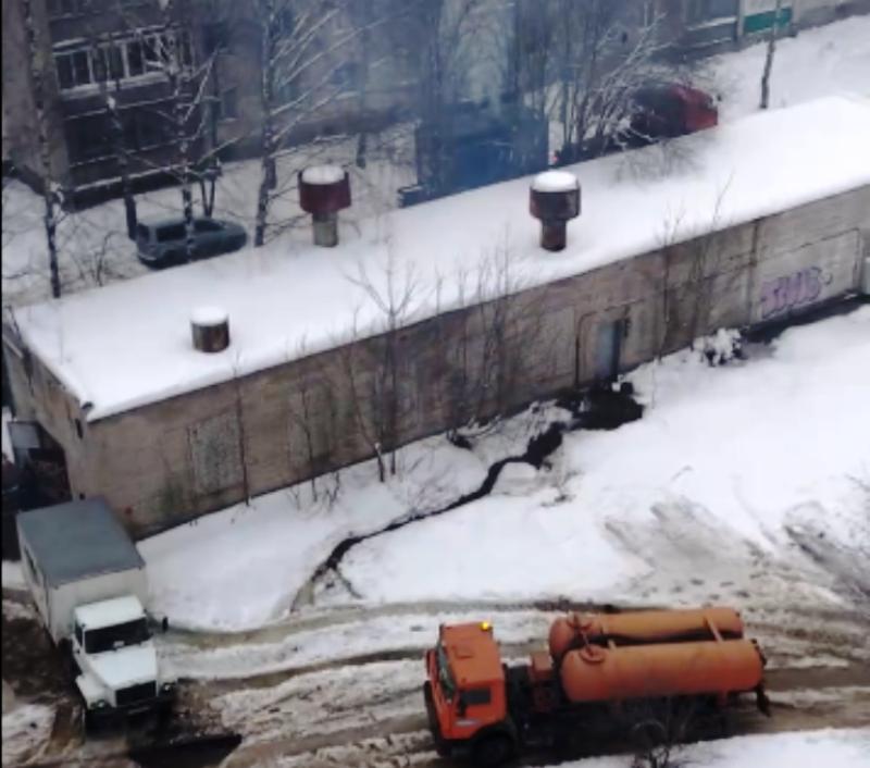Заволжские микрорайоны Костромы из-за аварии остались без воды