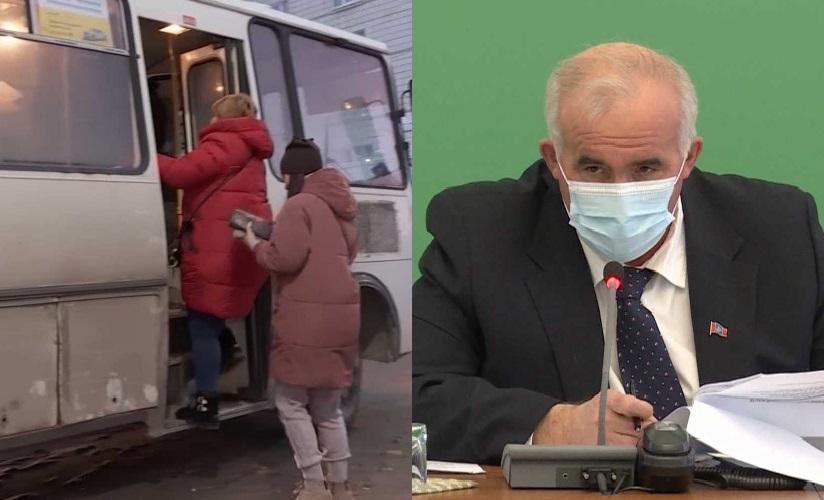 Сергей Ситников назвал недопустимым резкий рост платы за проезд