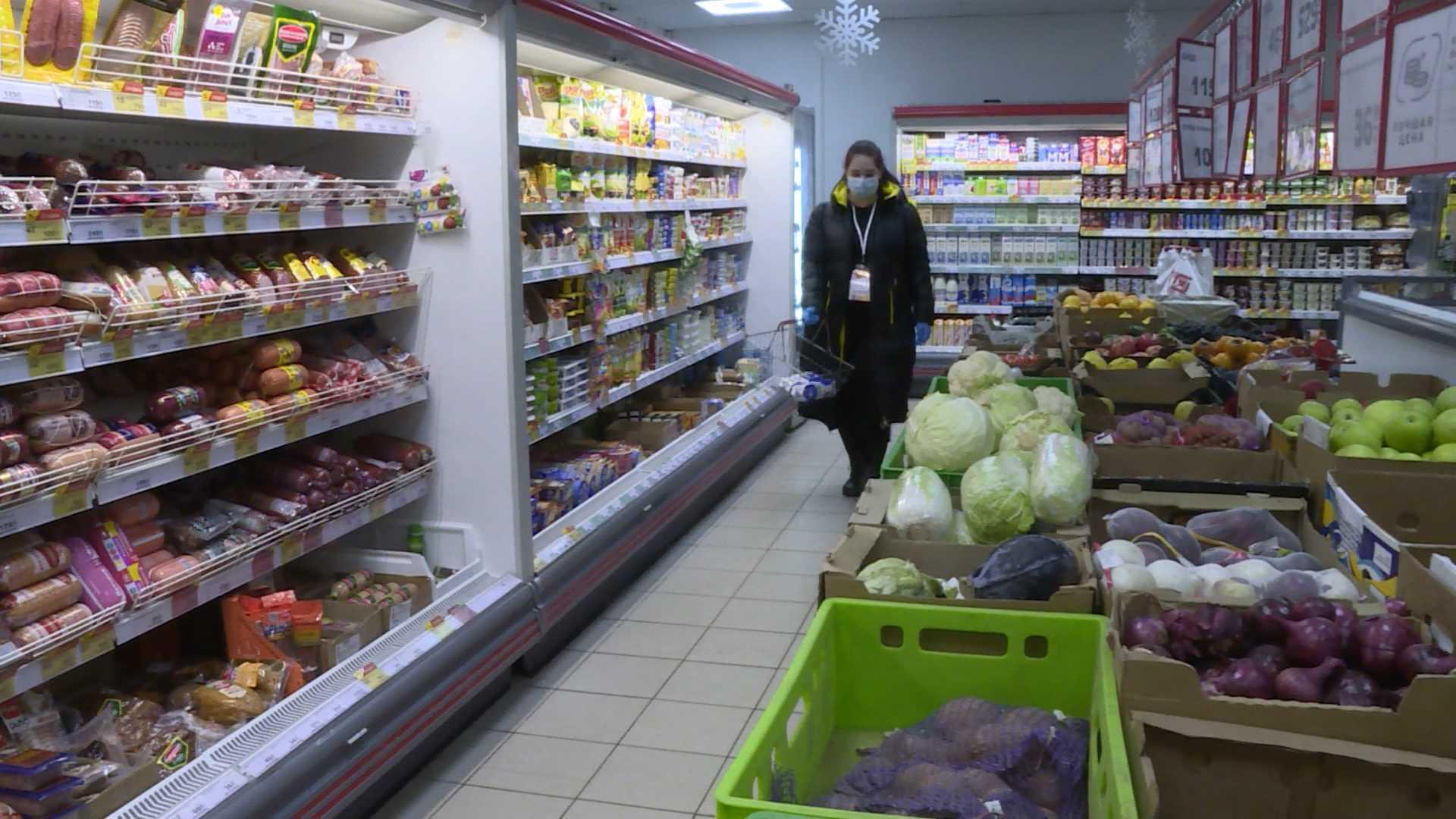 Центробанк назвал причины роста цен на продукты в Костромской области