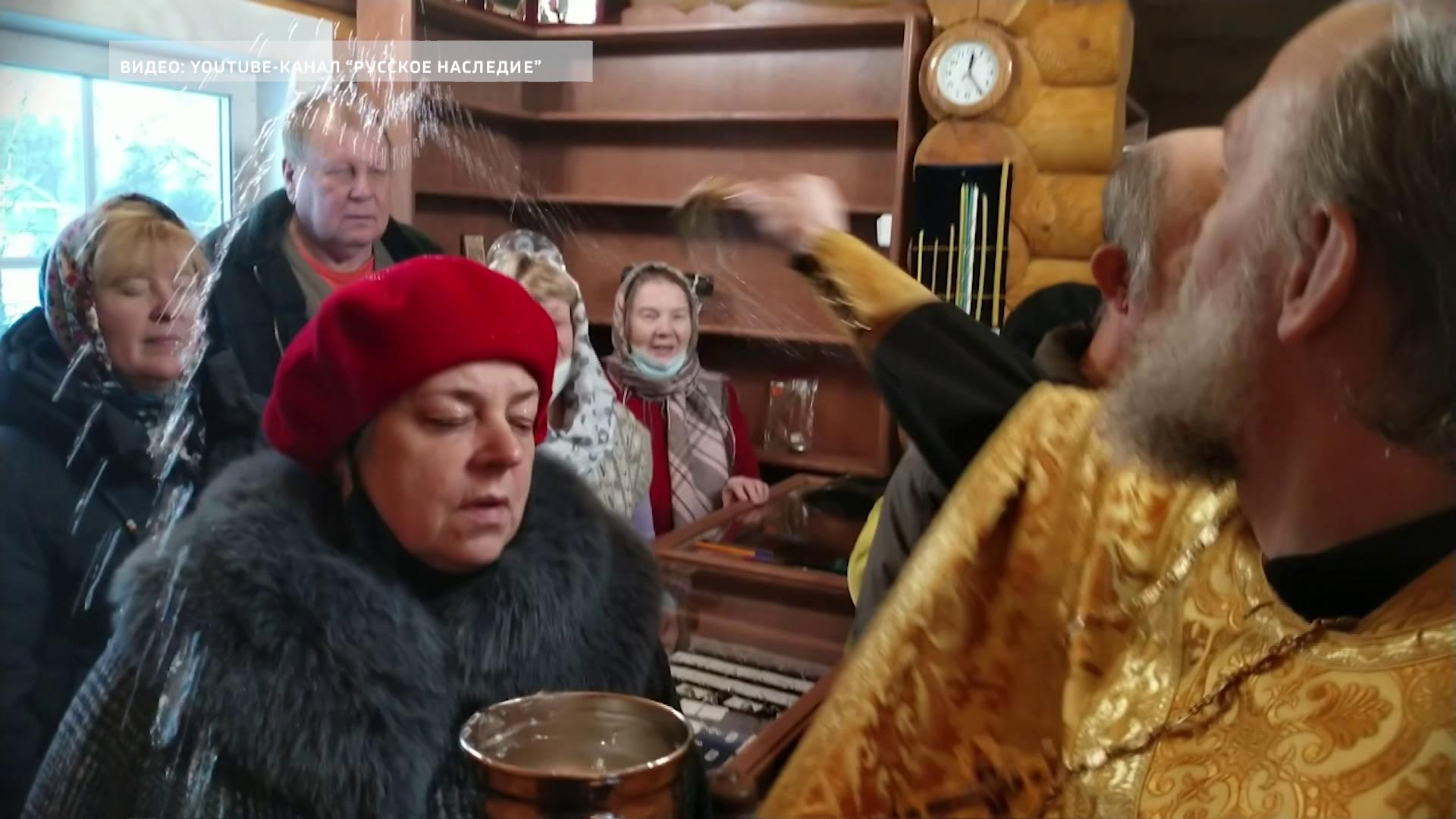 В Костромской области появилась новая часовня