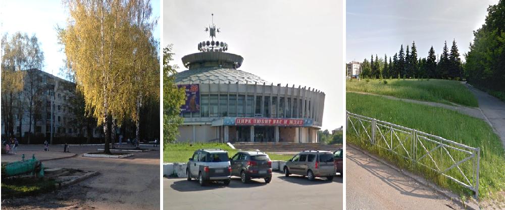 На «парковых выборах» в Костроме определилась тройка лидеров