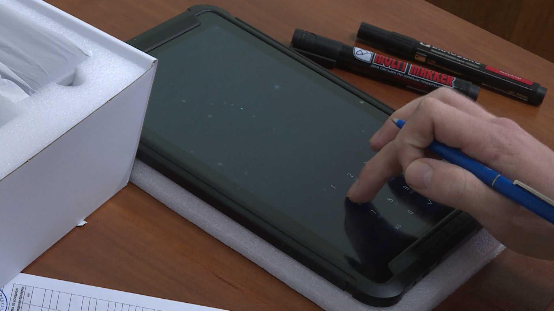 Костромичей перепишут по-современному — на планшеты