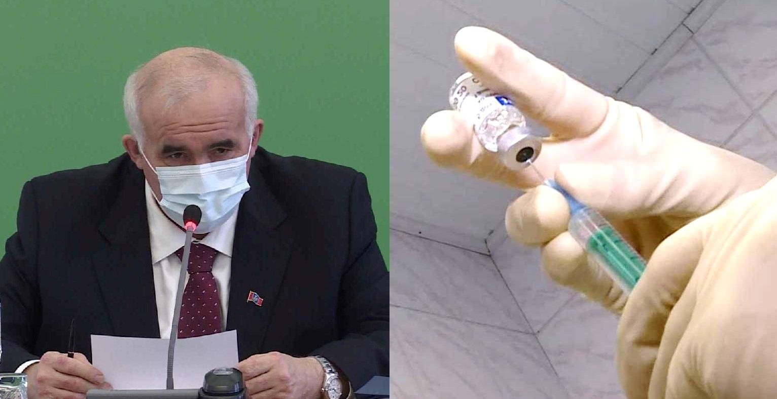 Сергей Ситников велел прививать от коронавируса минимум 1200 костромичей в сутки