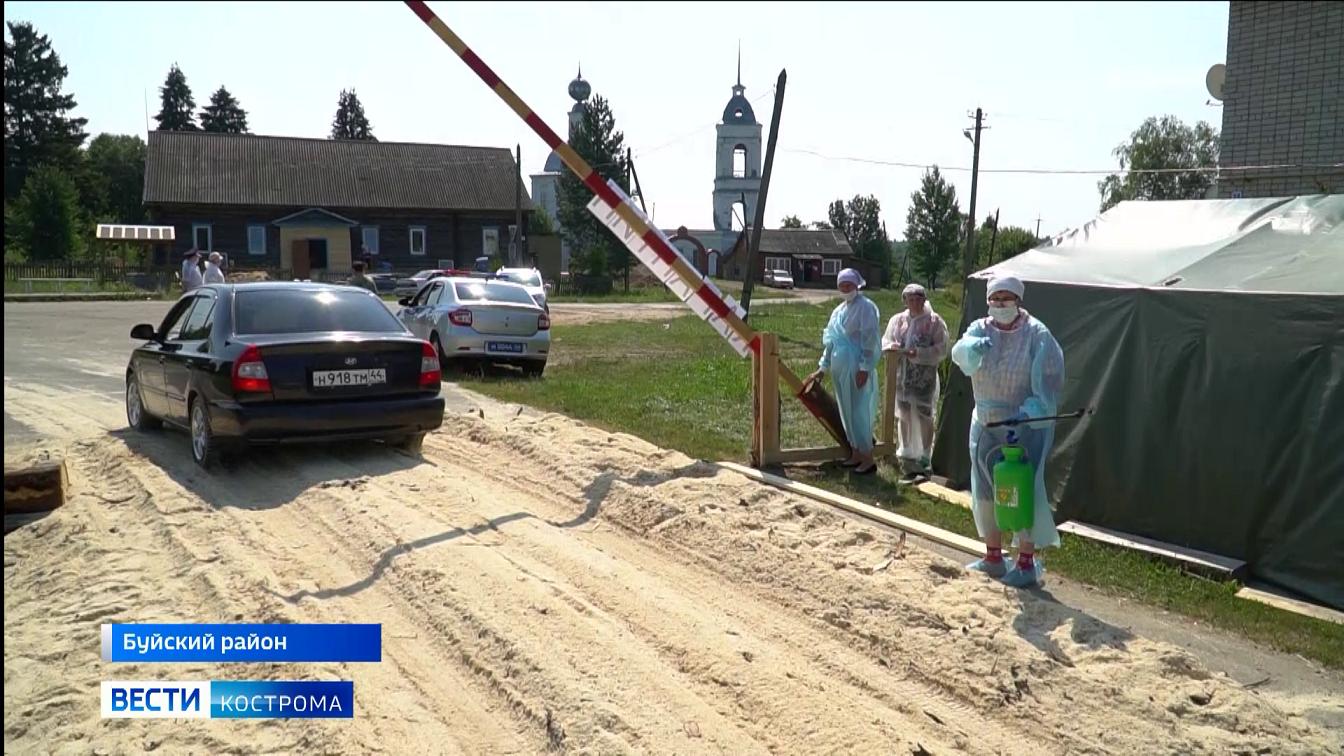 Федеральные эксперты похвалили костромскую ветслужбу за борьбу с оспой и чумой