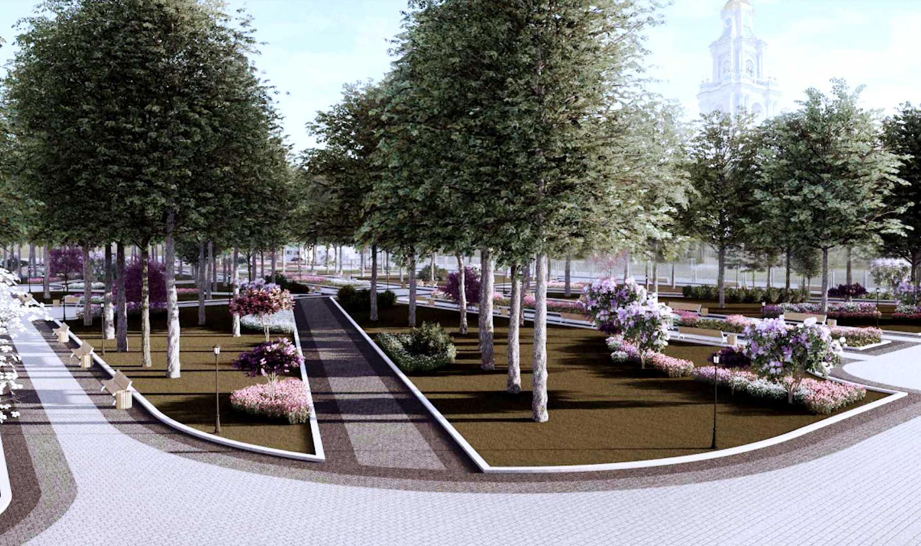 В Костроме могут появиться новые городские парки