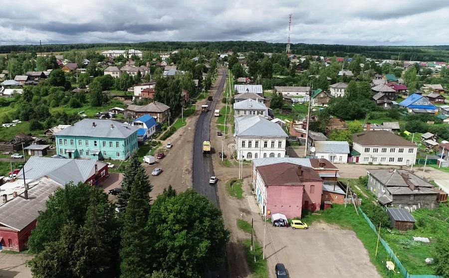 Власти Костромской области финансово поддержат муниципальные округа