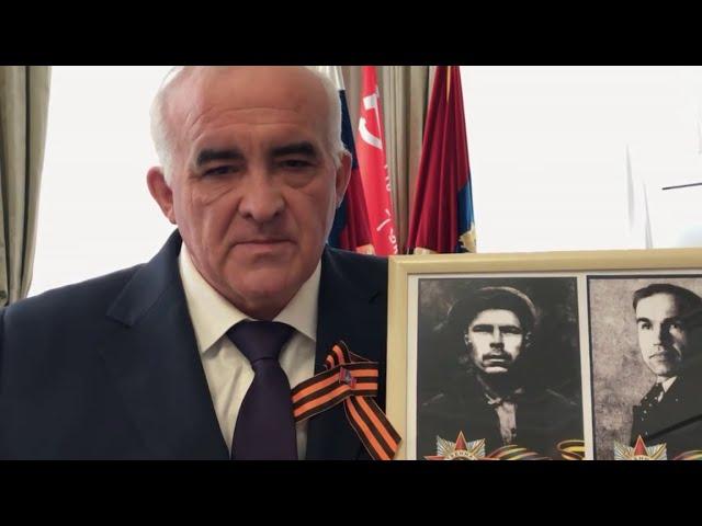 Сергей Ситников поздравил костромичей с Днём Победы