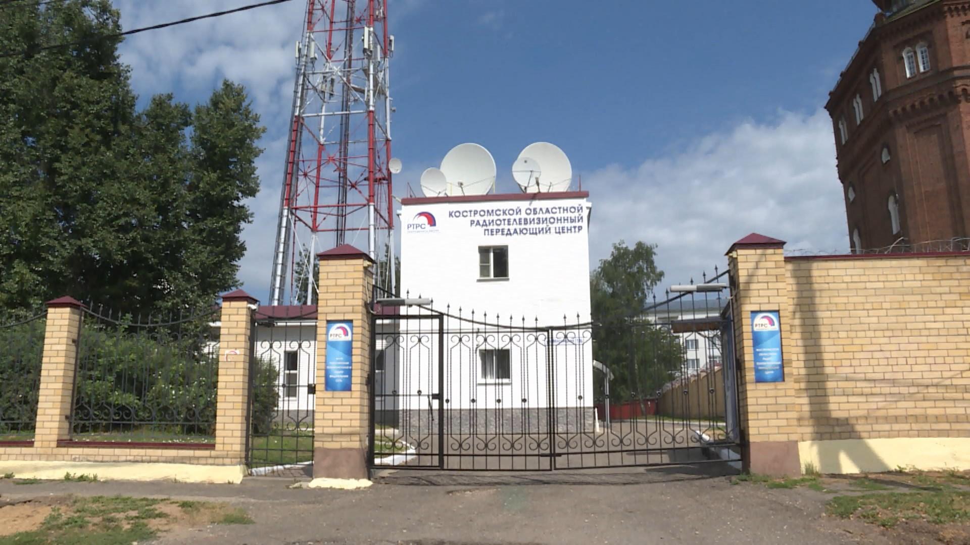 90-летие телевещания в Костроме отметят в стиле граффити