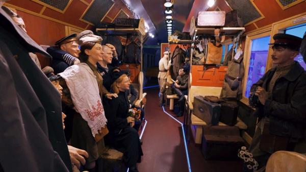 В Кострому в выходные прибудет поезд Победы