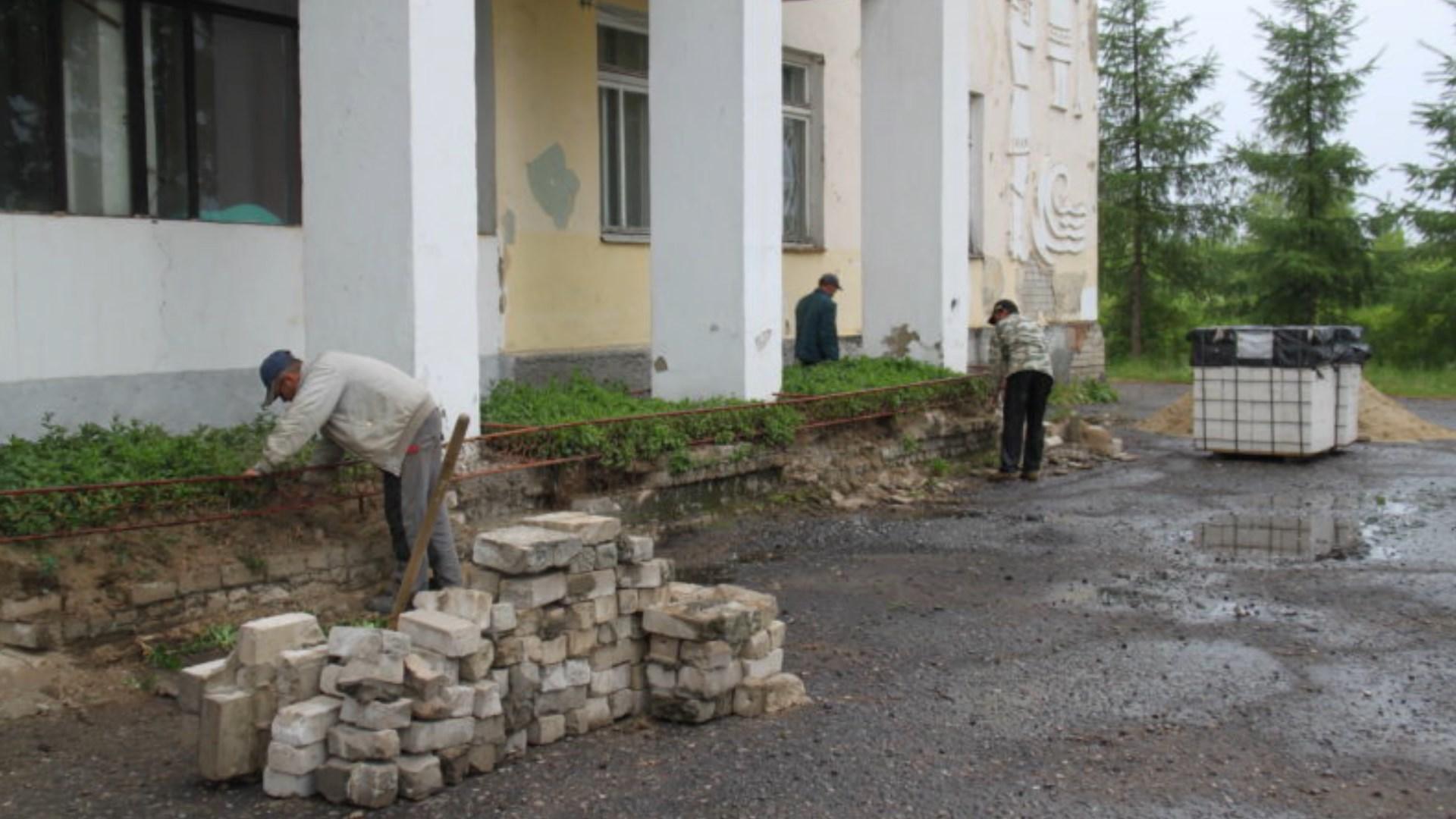 Обновлённый «Октябрь» жители Мантурова увидят в сентябре