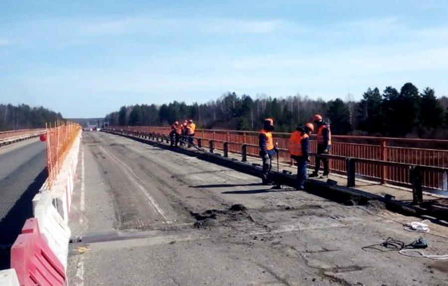 Четыре моста в Костромской области отремонтируют до конца года