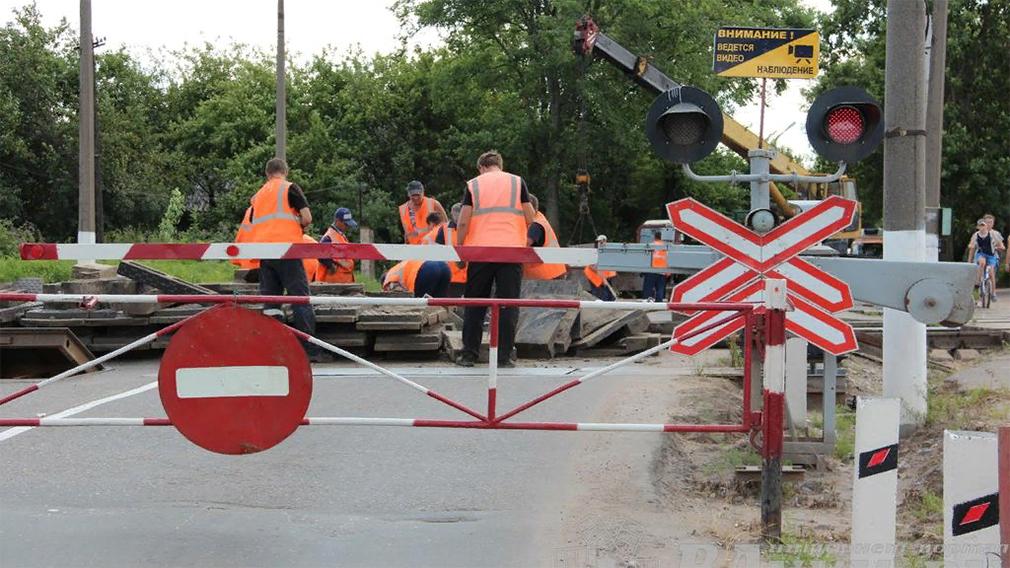 Улицу в Костроме перекроют из-за ремонта железнодорожного переезда