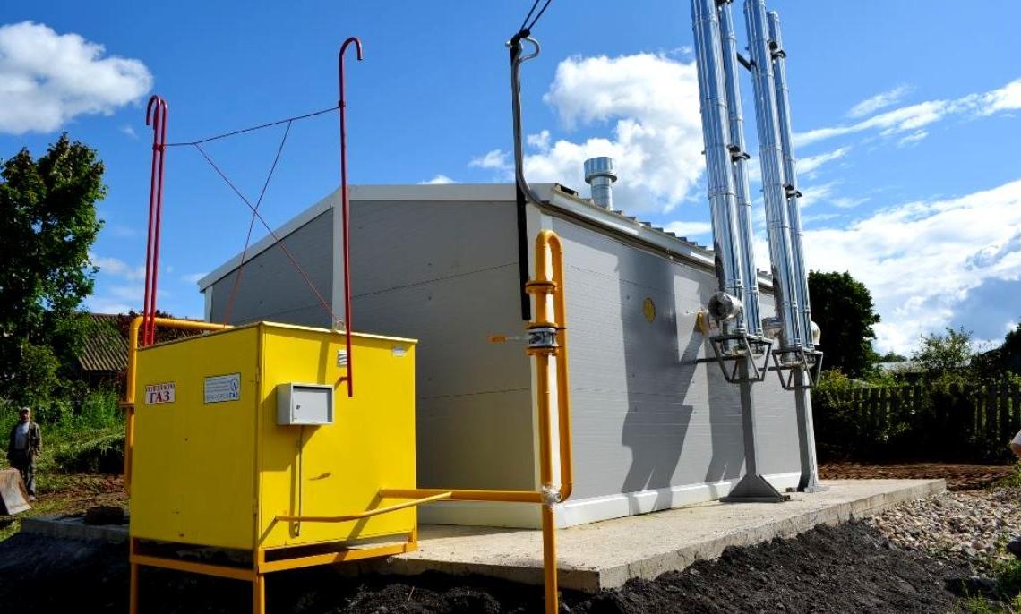 Газ позволил костромским соцучреждениям сэкономить 6 миллионов рублей