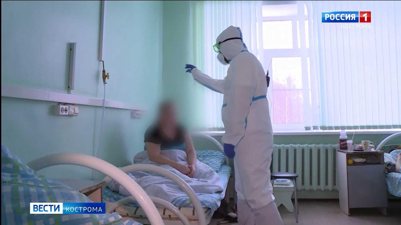 Молитвами помогают лечить коронавирус священники костромской митрополии