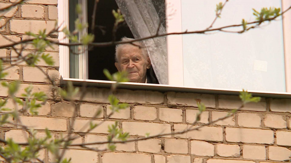 В Костроме поздравили ветерана, на которого домой пришла похоронка