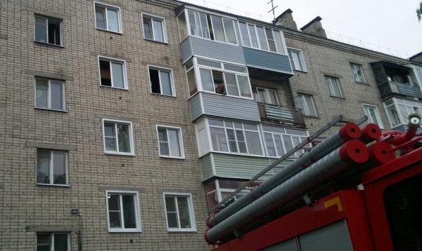 Пенсионер погиб в задымлённой квартире в костромском райцентре