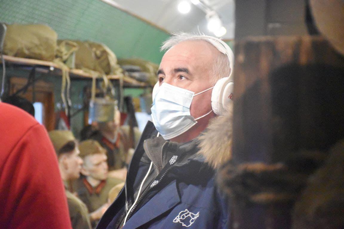 Сергей Ситников посетил в Костроме «Поезд Победы»