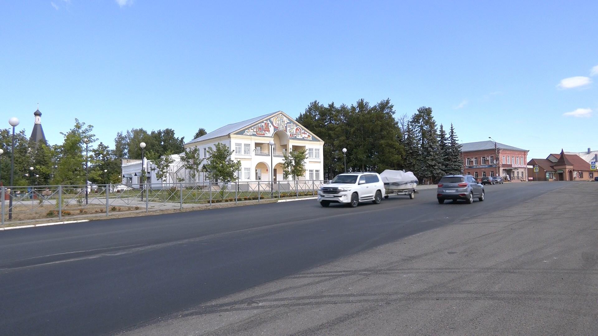 Две главных дороги костромского райцентра отремонтируют на 25 млн рублей