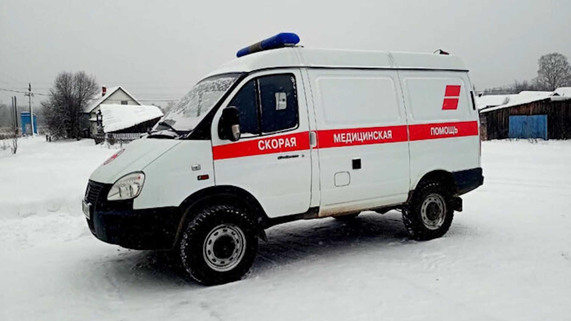 ФАП в костромской глубинке разжился новой каретой «Скорой помощи»