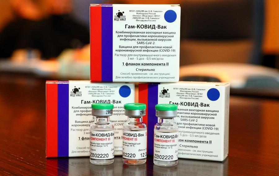 Крупнейшую партию вакцины от коронавируса доставили в Кострому