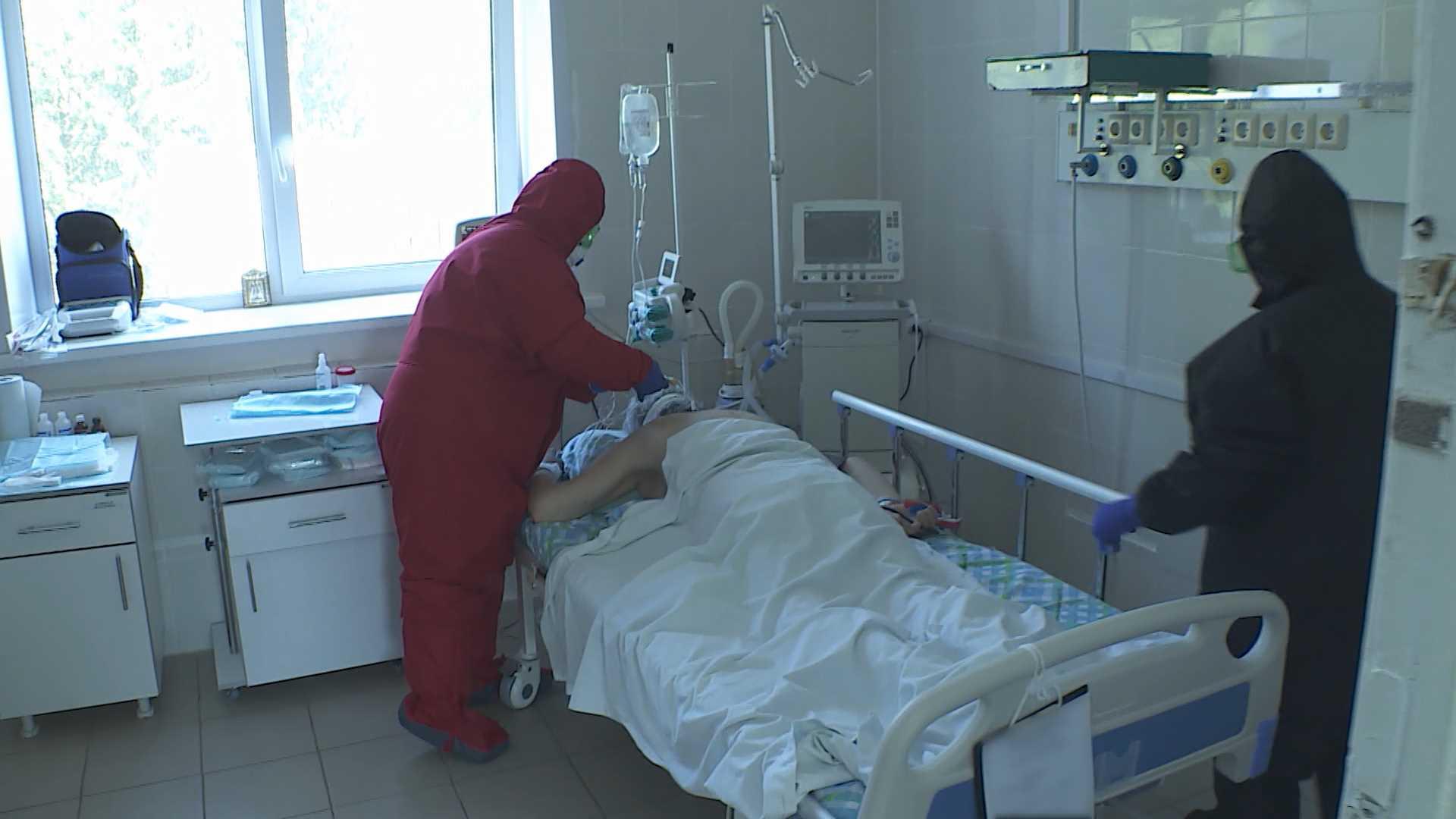 Два пациента с подтвержденным коронавирусом скончались в Костроме