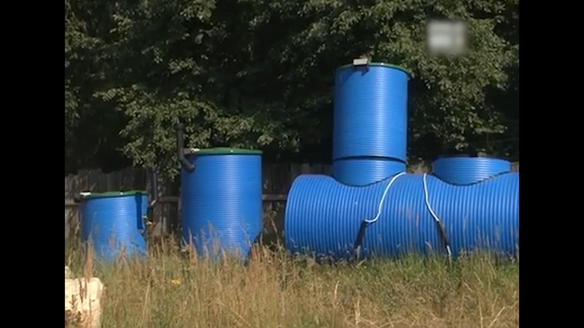 В Буе проводят реконструкцию очистных сооружений