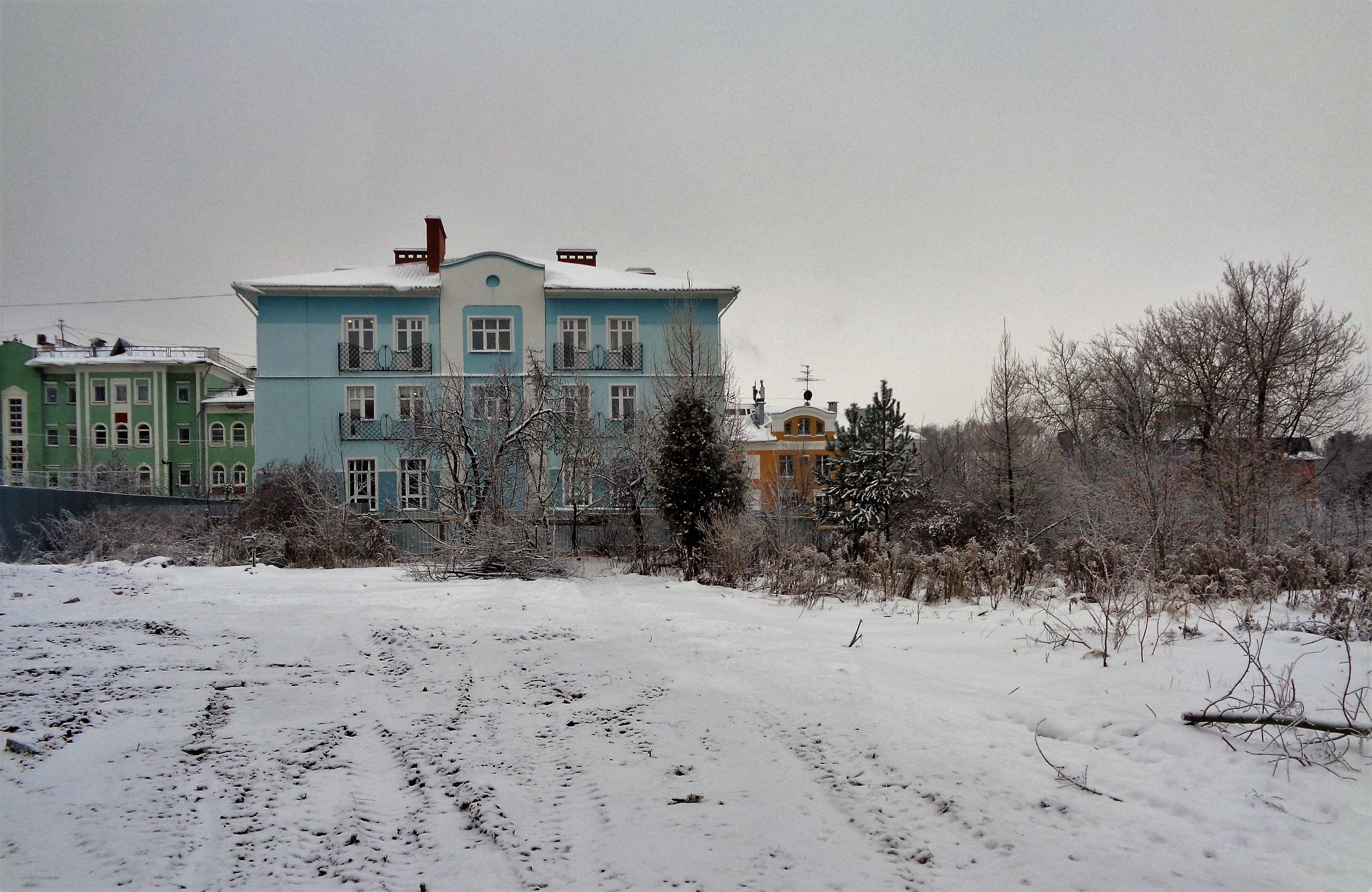 Территорию бывшей станции юннатов в Костроме подготовили под стройку