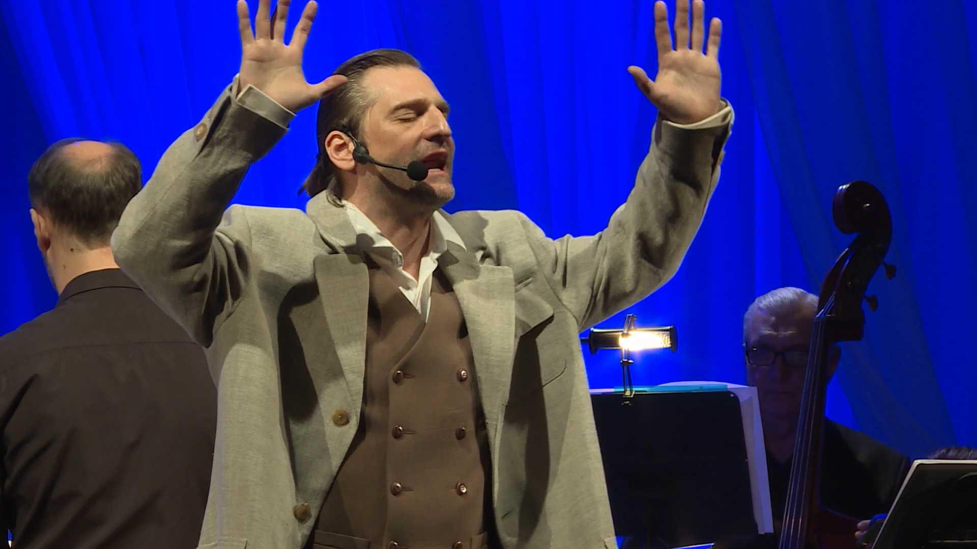 Костромичам в Филармонии представили «Шестое чувство»
