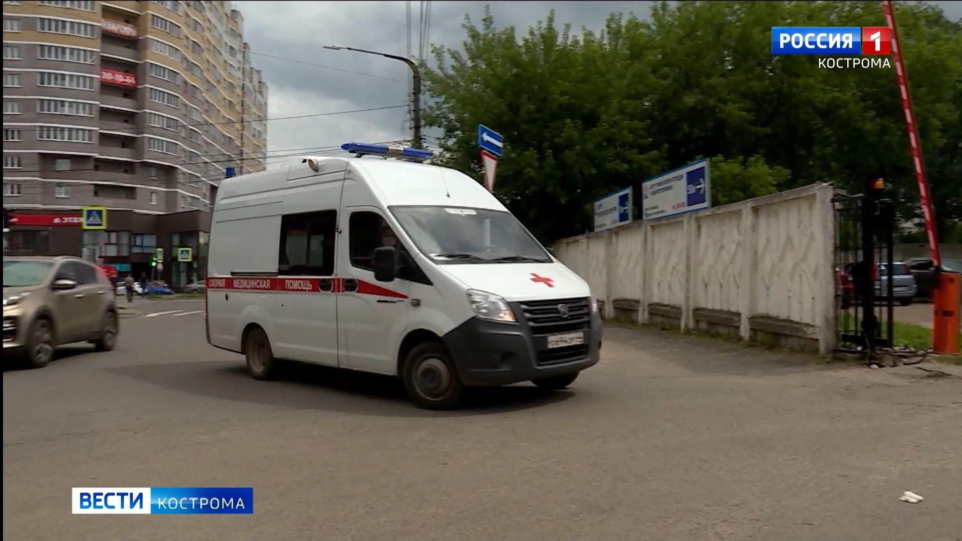 Росздравнадзор проверит организацию работы костромской скорой помощи