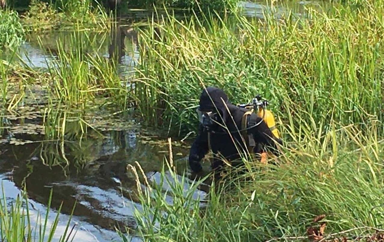 Тело мужчины найдено в костромской реке Черный Лух