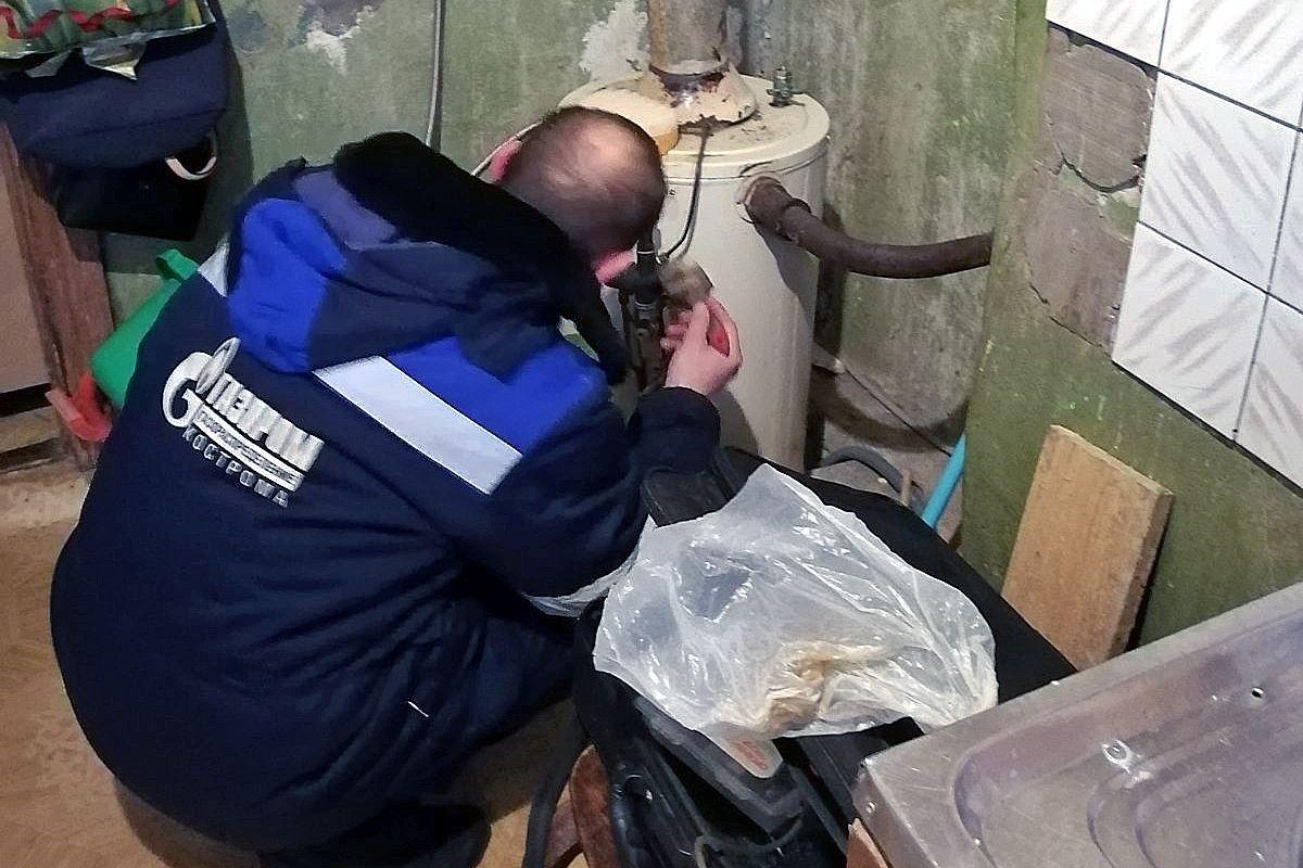 В Костроме усилят борьбу с угаром горожан