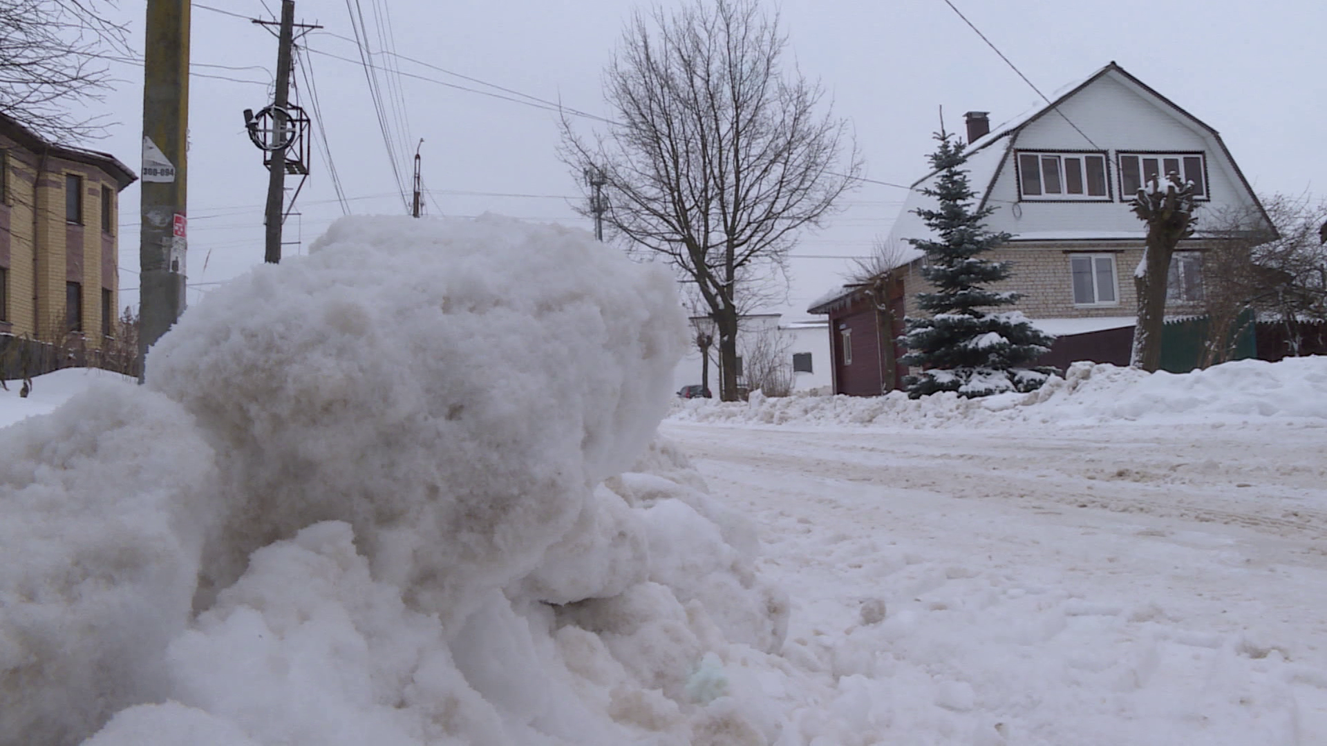 Недешево обойдутся снег и сосульки управляющим компаниям Костромы