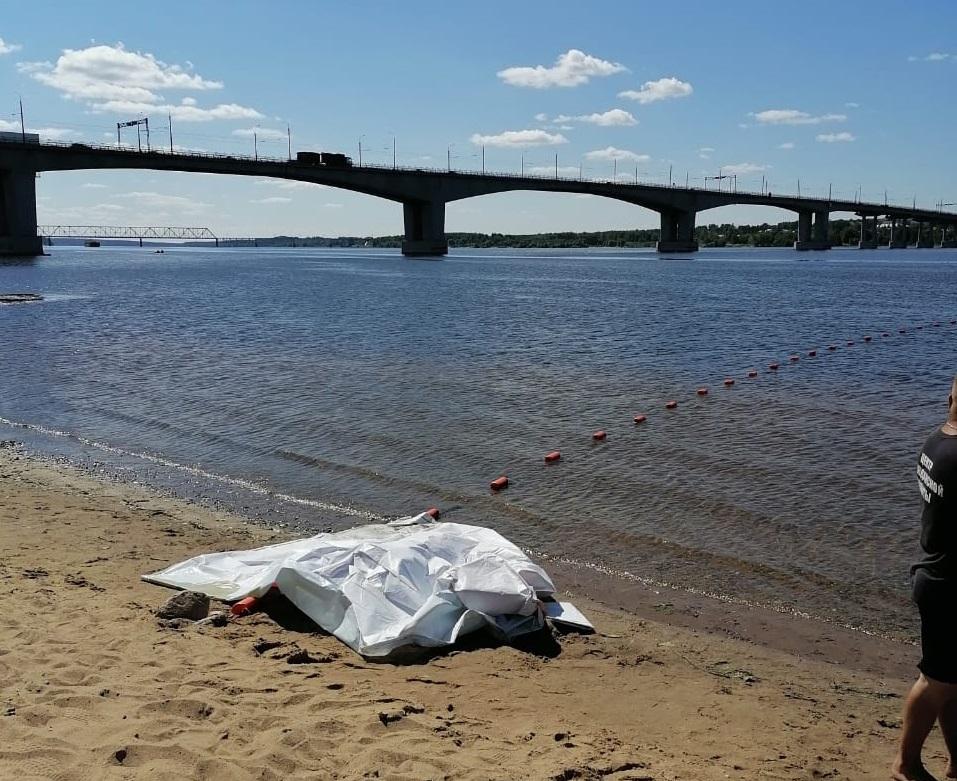 В Костроме утонул 19-летний парень