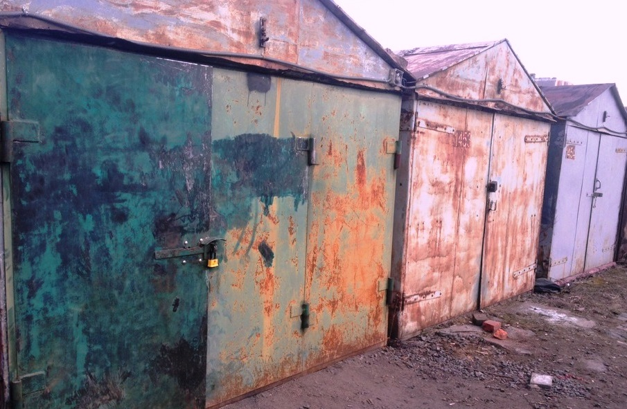 Гаражи у железной дороги в Костроме обязал снести суд