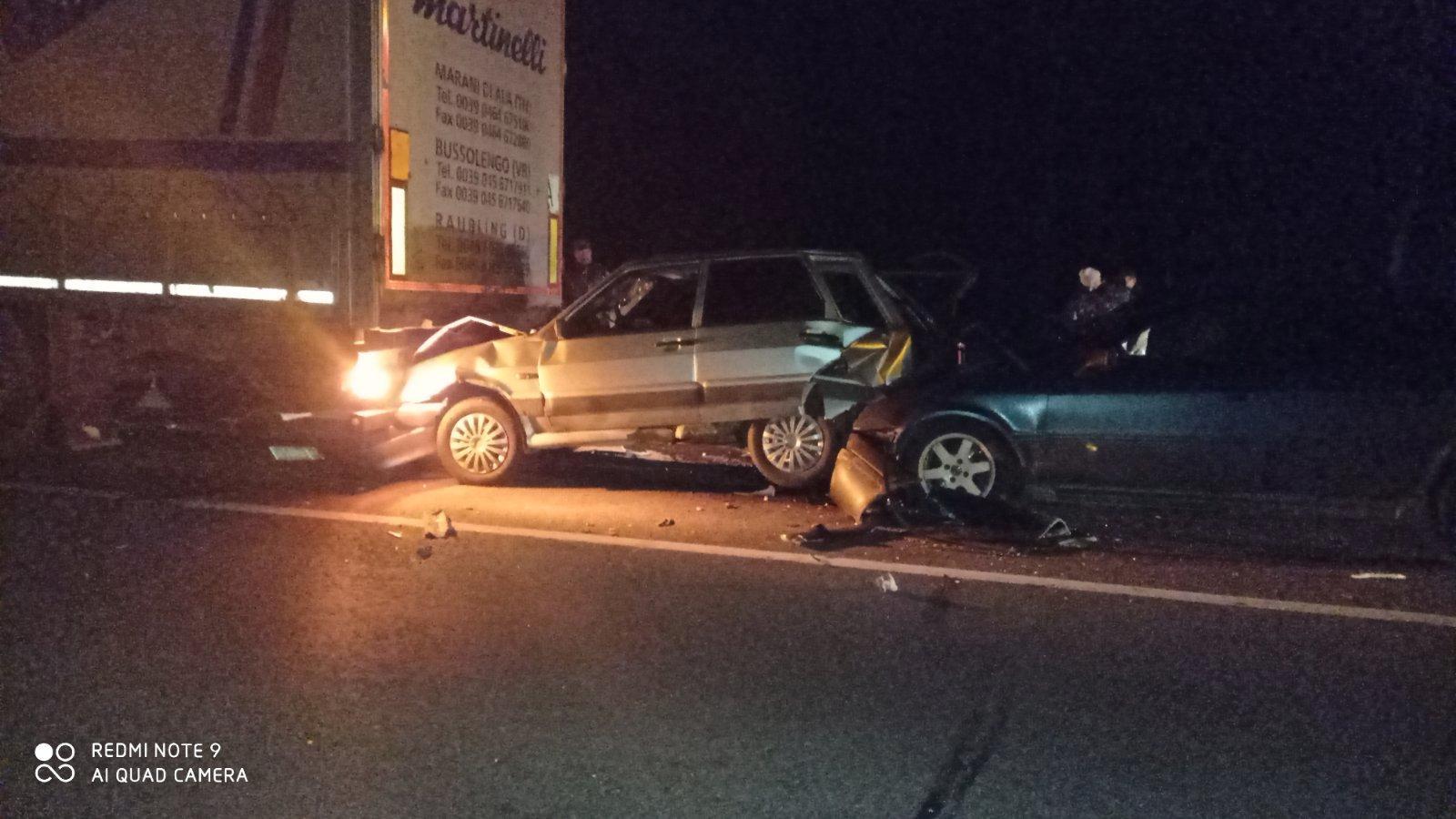 Из-за пьяного водителя без прав костромской подросток попал в больницу