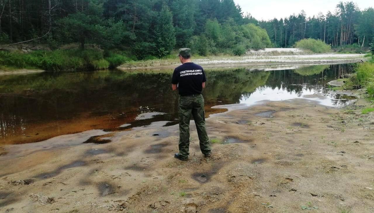 В костромской реке Белый Лух обнаружено тело мужчины