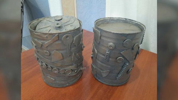 Костромские дети-умельцы нашли, как небанально использовать мусор