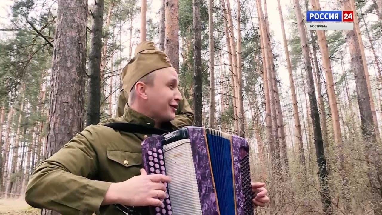 Песни военных лет: «Песня о двух друзьях»
