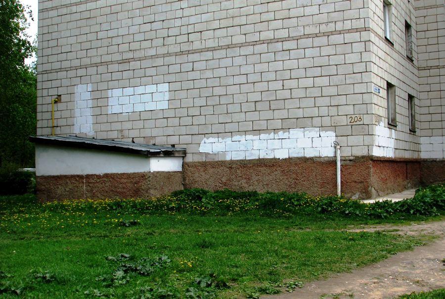 Власти Костромы озвучили итоги борьбы с «настенным вандализмом»