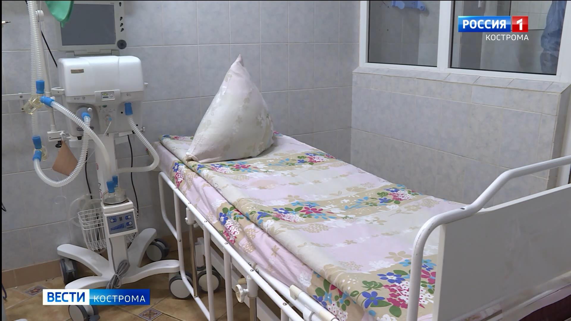 В Костроме из-за коронавируса умерли две женщины