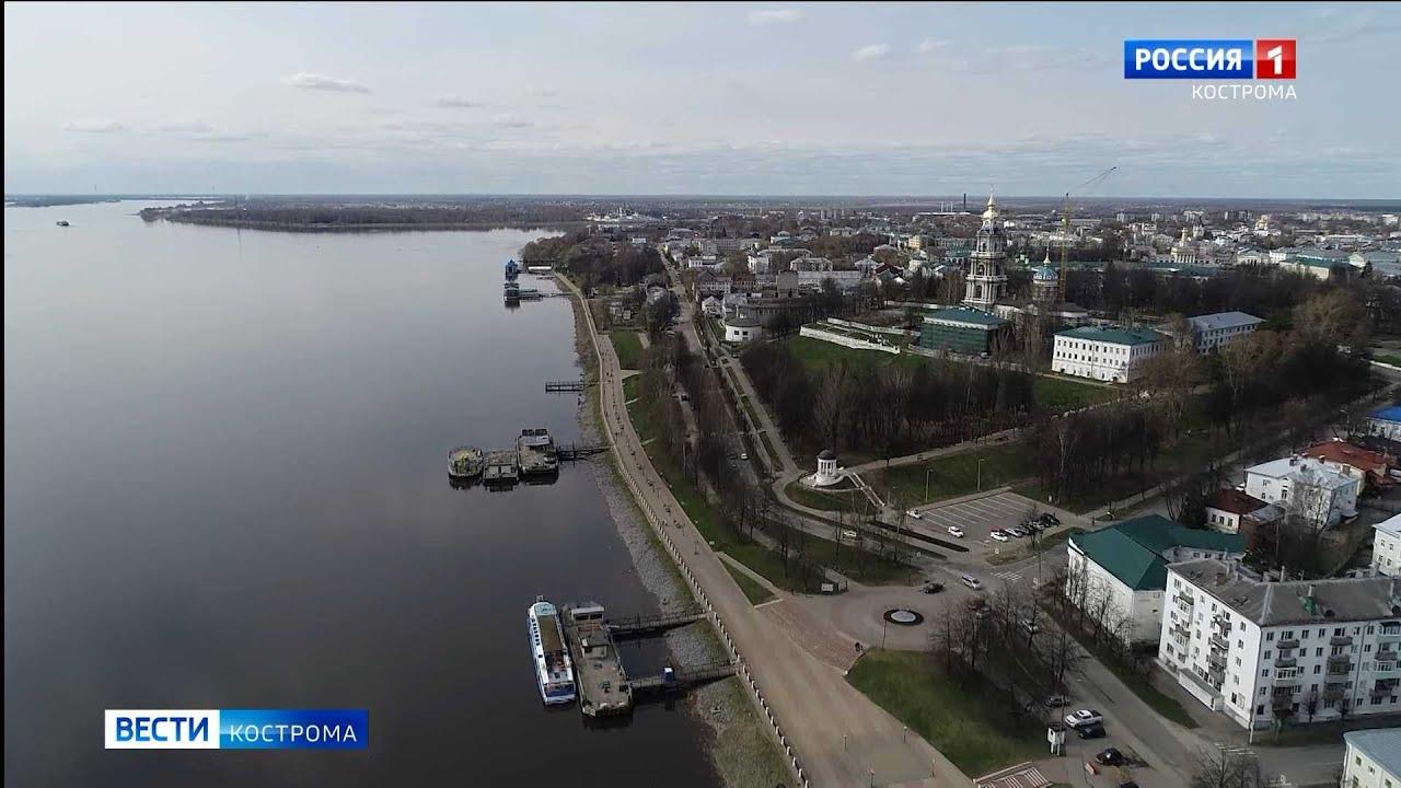 В Костроме ждут приезда миллиона туристов