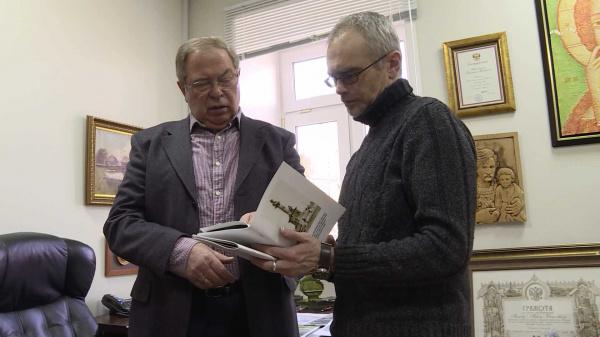 Экс-мэр Костромы выпустил брошюру о царском памятнике