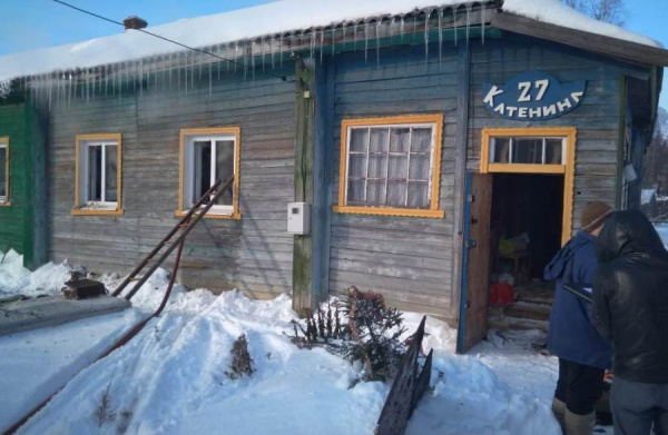 На пожаре в костромском райцентре погиб 63-летний мужчина