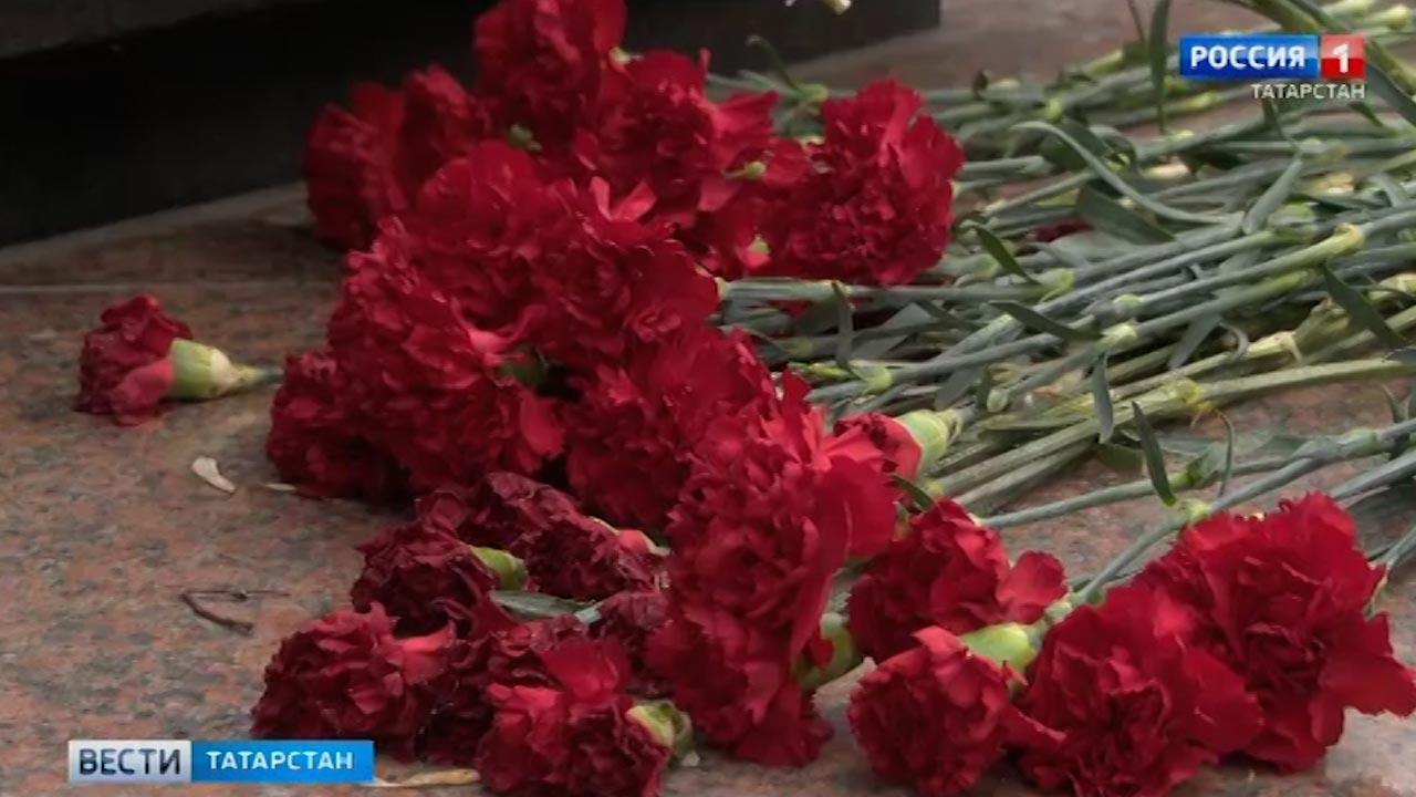 Сергей Ситников выразил соболезнования жителям Татарстана