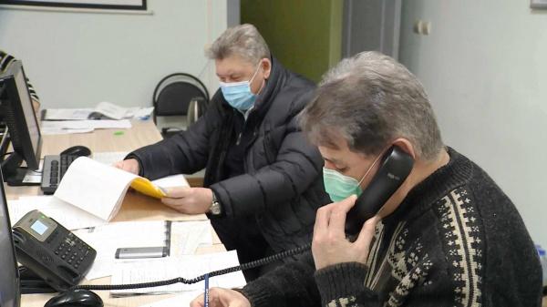 Депутаты сменили костромских волонтёров в коронавирусном колл-центре