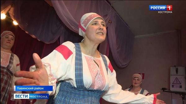 О первых участниках конкурса «Творческие люди» из костромской глубинки сняли фильм
