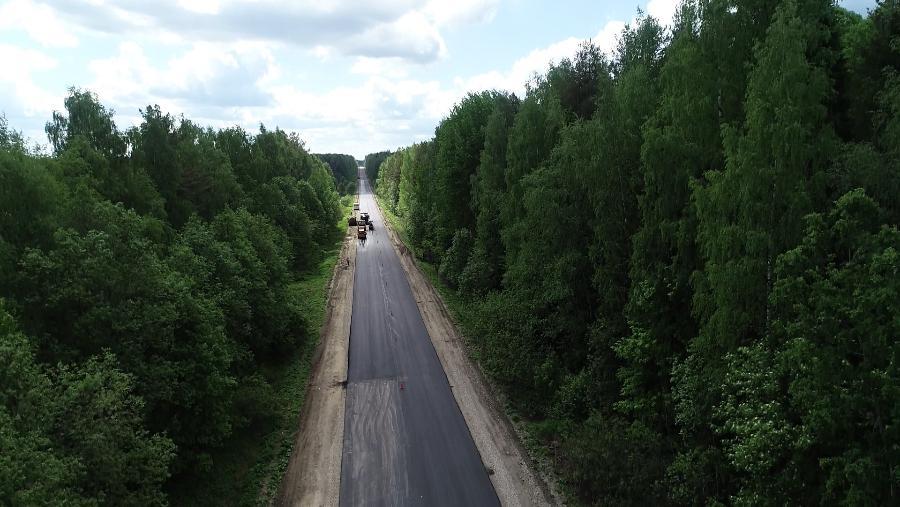35 км дороги Судиславль-Галич-Чухлома отремонтируют в этом году